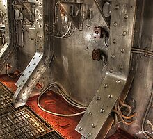 Engine Room - 1 by Stan McCurtain