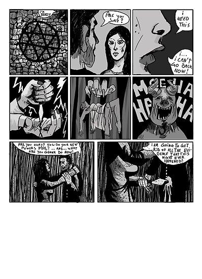 NYCC-challange; the comic by PieterDC