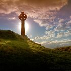 Celtic Cross by Beverly Cash
