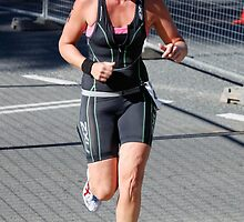 Kingscliff Triathlon 2011 Run leg C0330 by Gavin Lardner