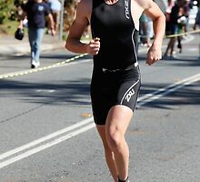 Kingscliff Triathlon 2011 Run leg C0512 by Gavin Lardner
