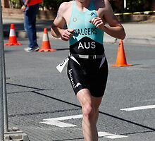 Kingscliff Triathlon 2011 Run leg C0526 by Gavin Lardner