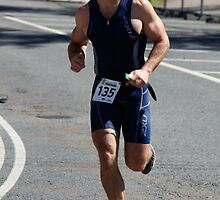 Kingscliff Triathlon 2011 Run leg C0561 by Gavin Lardner