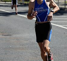 Kingscliff Triathlon 2011 Run leg C0588 by Gavin Lardner