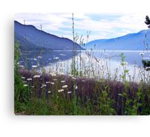 Kootenay Lake Canvas Print