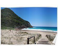 Zenith Beach Poster