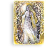 Galadriel Canvas Print