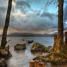 Milarrochy Rocks (2) by Karl Williams