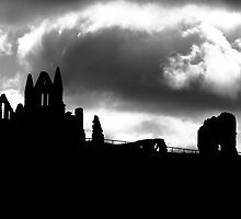 Whitby Abbey by Paul Bettison