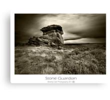 Stone Guardian Canvas Print