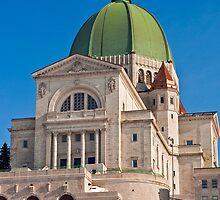 Saint Joseph Oratory. by FER737NG