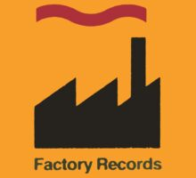 Factory Records (FAC 115) by Snufkin