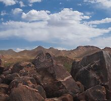 Signal Hill Petroglyphs by Richard G Witham