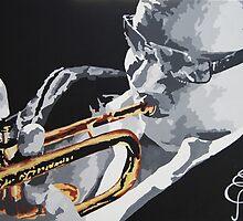 Arturo Sandoval by Erik Pinto