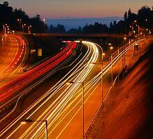 Rush Hour by Neil  Pickin