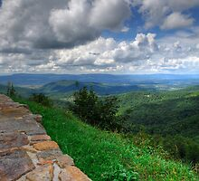 Skyline Drive by Joe Jennelle