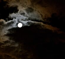 Full Moon 2 by Linda Bianic