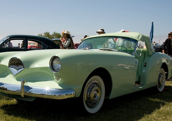 1954 Kaiser Darrin by Ron LaFond