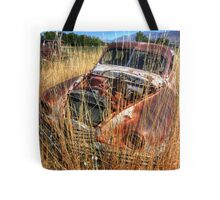 Old car - Packard Tote Bag