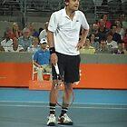 Mats Wilander by jlv-