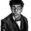 JERRY LEWIS; WHAT A NUTTY  CHARACTER ! by Ray Jackson