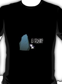 Rarity - A rock?! T-Shirt