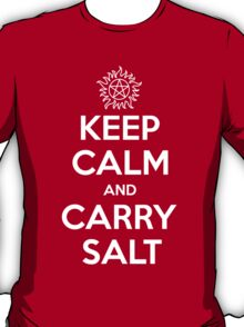 Keep Calm and Carry Salt T-Shirt