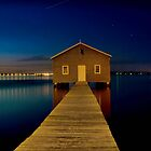 Crawley Boat Shed  by Kymie