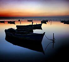 Lost Port by Murat A CICEK