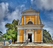 Church of Portofino by oreundici