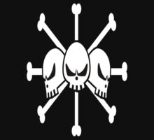 Blackbeard's Jolly Roger by takandre