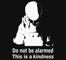Do not be alarmed Kids Clothes