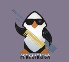 Penguinator by Mohamed Alajmi