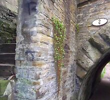 Stone Canal Bridge, Skipton by Nixcy