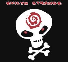 Evilyn Strange Skull by Hackers