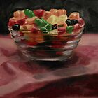 Candy Bowl by Christine Hirtescu