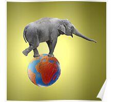 Shrinking Africa Poster