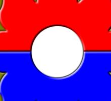 9th Infantry Division (Vietnam Veteran Sticker