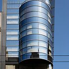 glass tower by Patrick Monnier