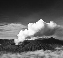 Mount Bromo III by meredianb