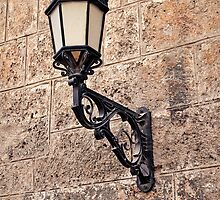 Wall mounted street lamp. by FER737NG