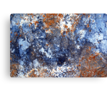 Untitled Blues Canvas Print