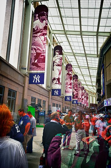 New York Yankees by d700