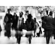Ghosts Photographic Print