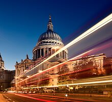 St. Paul`s Cathedral, London by fineartphoto1