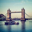 Tower Bridge, London. by fineartphoto1