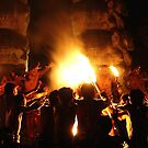 kecak....the monkey chant by Pete Chennell