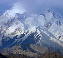 Mt. McKinley, Alaska by Jack G Brauer