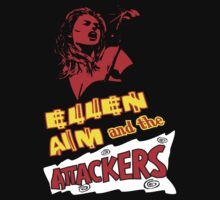 Ellen Aim & The Attackers by BUB THE ZOMBIE