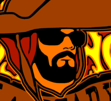 MacReady's BBQ Sticker
